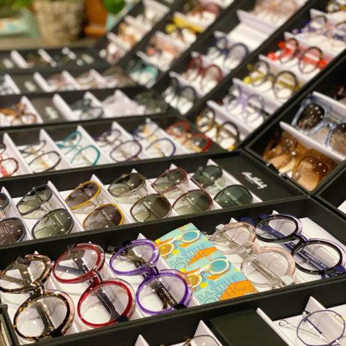 expo lunettes Anne et Valentin